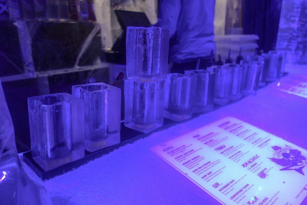 Ice Bar is London's coolest cocktail bar! Inside it's -9 degrees and you get a thermal cape and cocktail included in the price. A great idea if your visiting london! More photos on www.notsobasiclondon.com