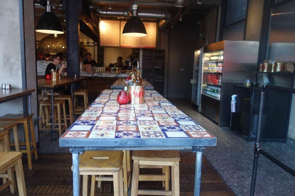 Pizza Union, London-5