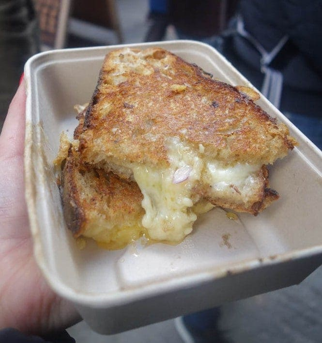 THE CHEESE TRUCK – Maltby Street Market (Part 2 of 3)