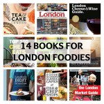 14 books you need if you are a London foodie or have one if your life! Check out www.notsobasiclondon.com for the full list.