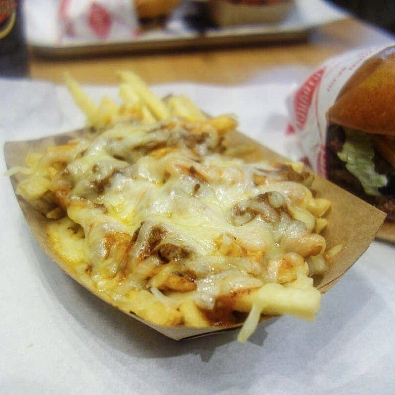 10 Places To Eat Cheesy Chips In London Notsobasiclondon