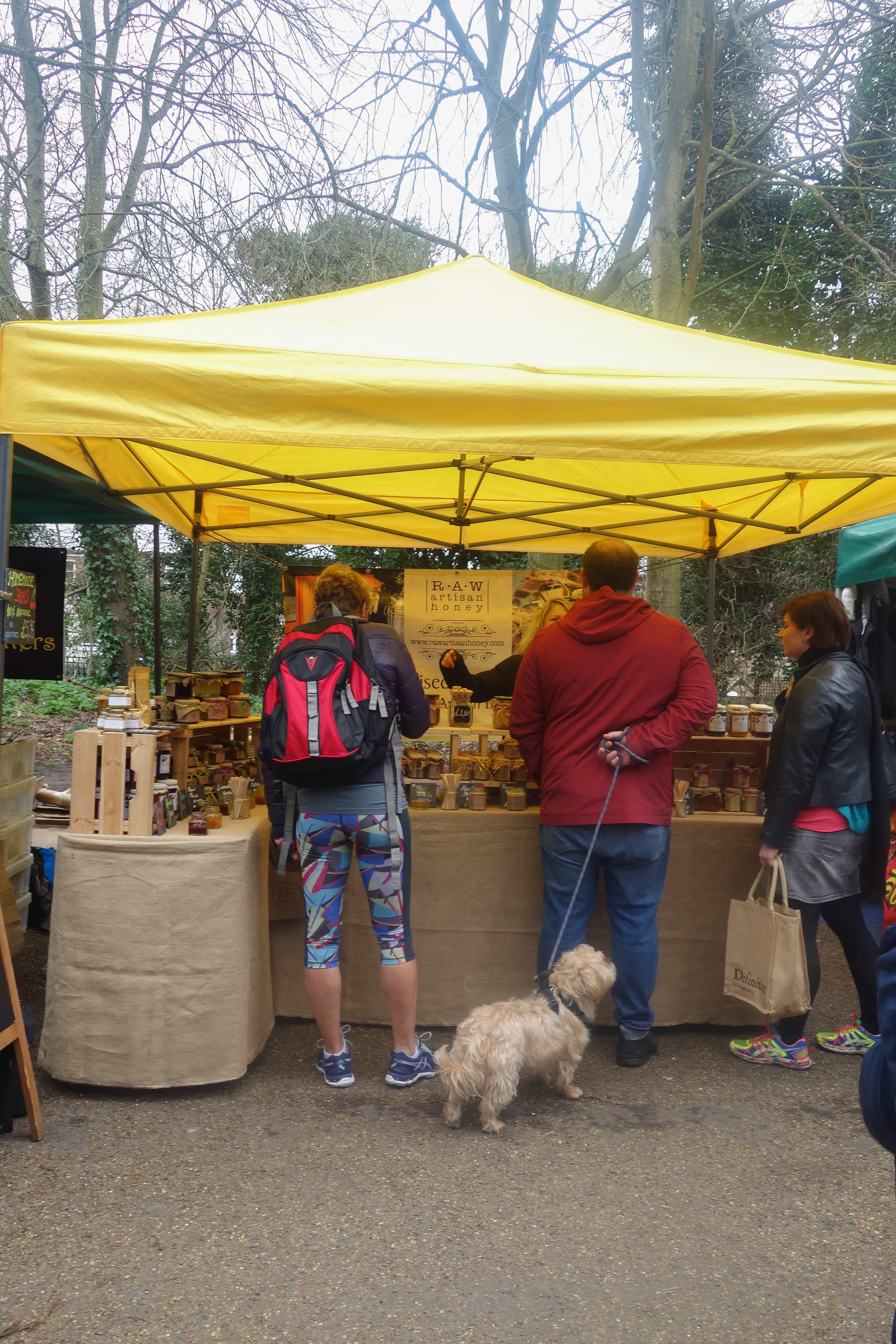 Alexandra Palace Farmers Market-47