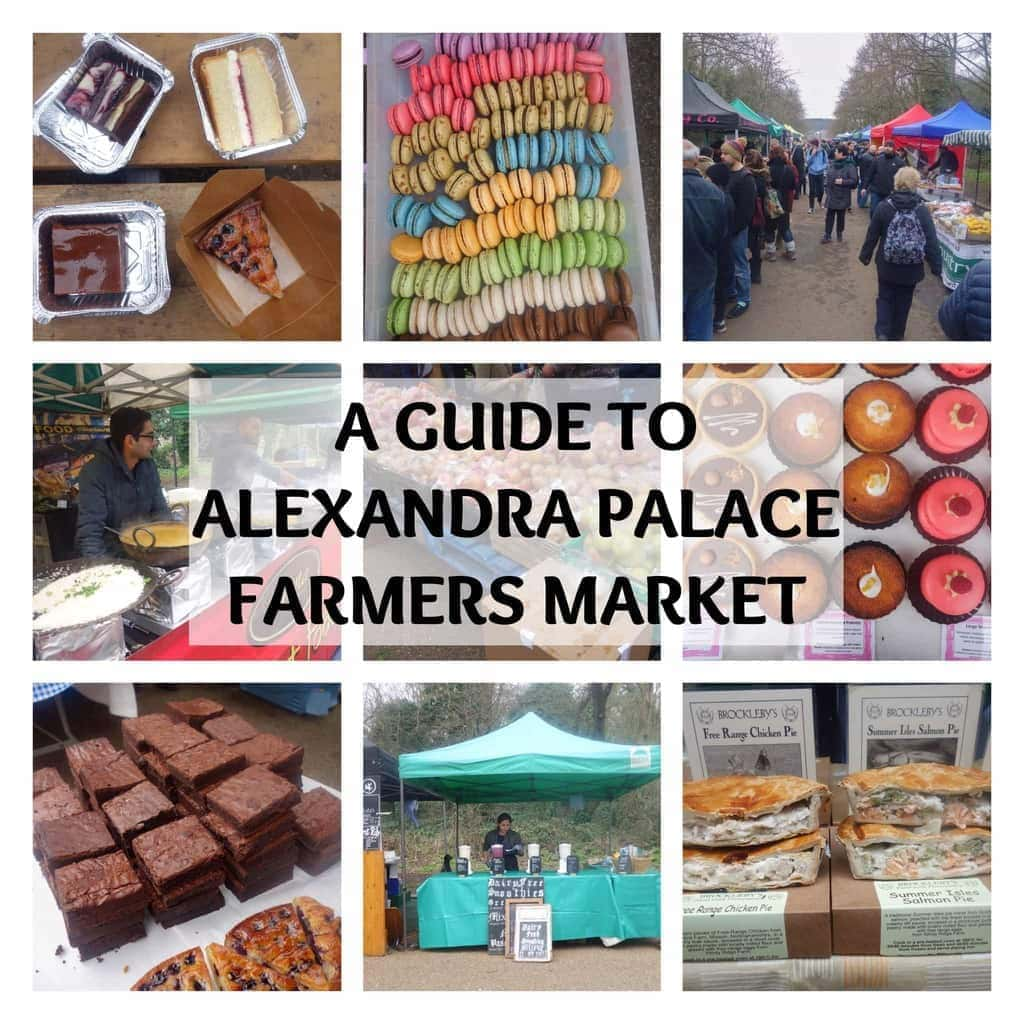 Alexandra Palace Farmers Market in North London is a local neighbourhood market bringing the best of local products. Check out the full your on www.notsobasiclondon.com