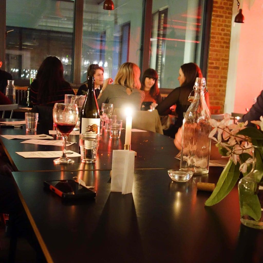The White Asparagus Supper Club. An evening of good food cooked by a resident chef at a quirky location. More on notsobasiclondon.com