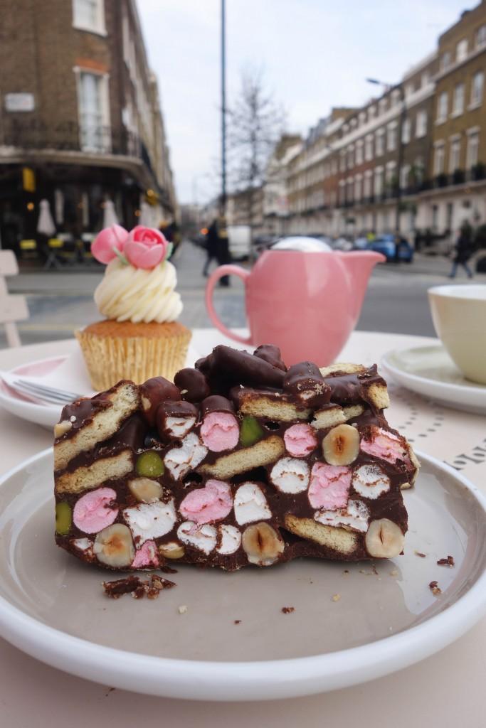 Just A Cup Cake Menu