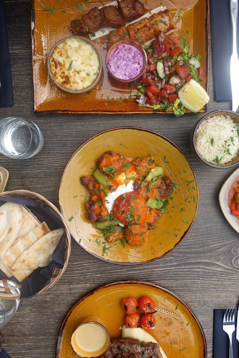 Tarshish is a Turkish/Mediterranean grill in North London serving juicy meats and cracking cocktails, all in one impressive looking place. More on www.notsobasiclondon.com