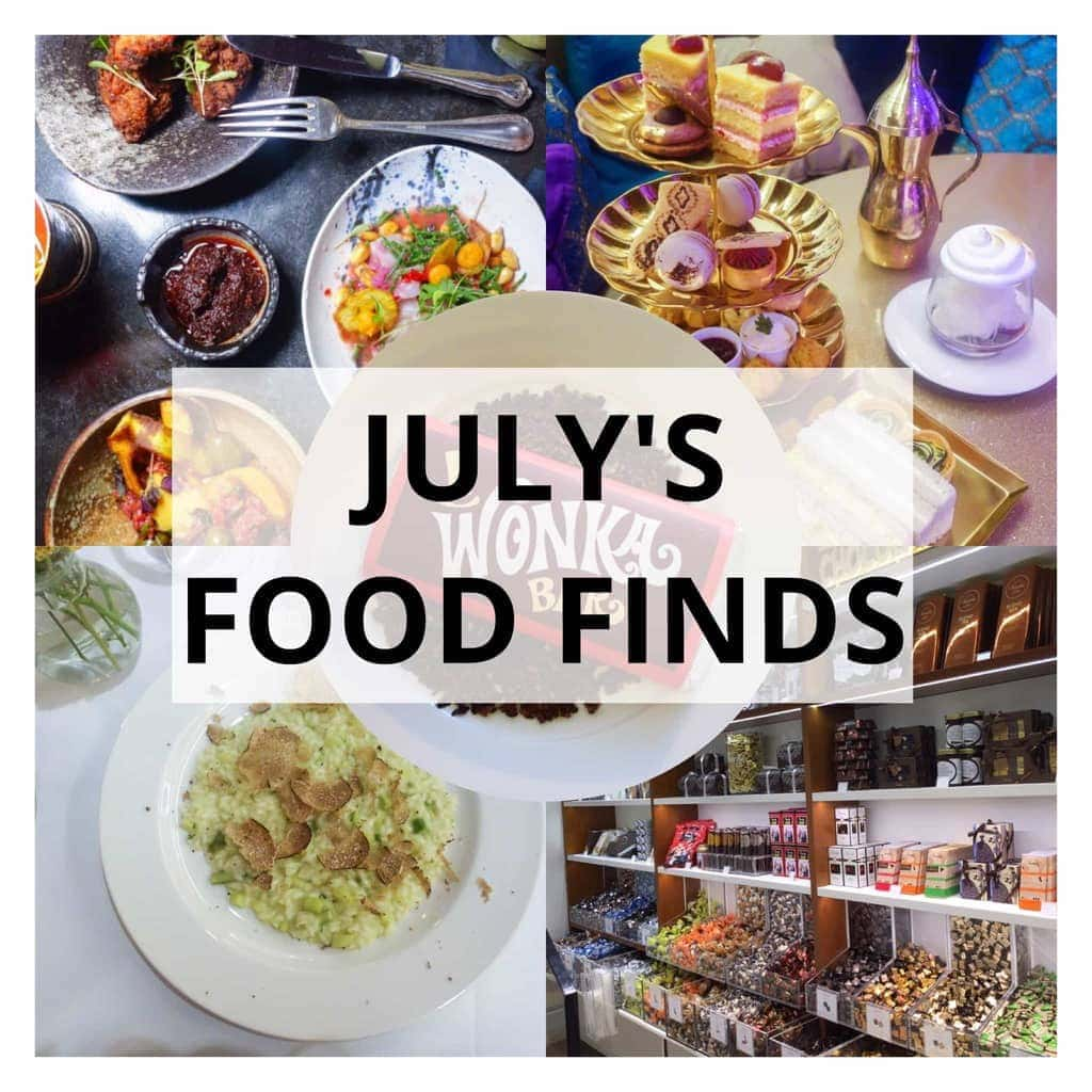 July's Food Finds