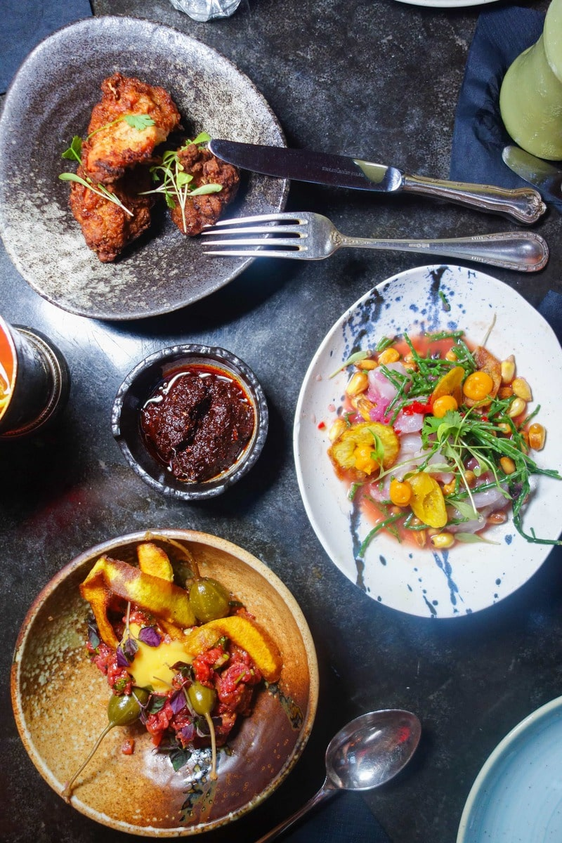 Peruvian Small Plates, Pachamama - July's Food Finds