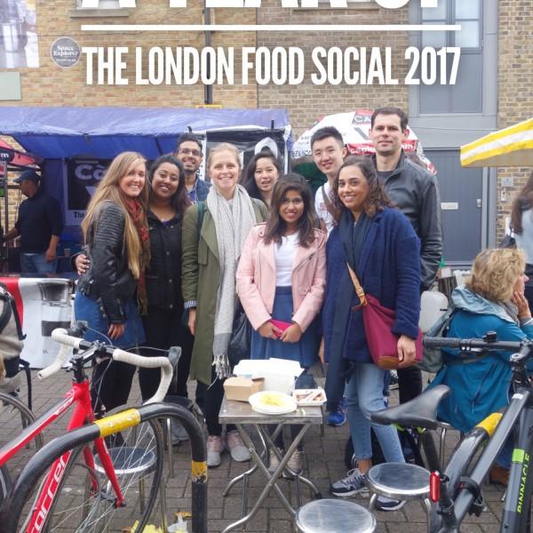 A Year Of The London Food Social 2017 - NOTSOBASICLONDON
