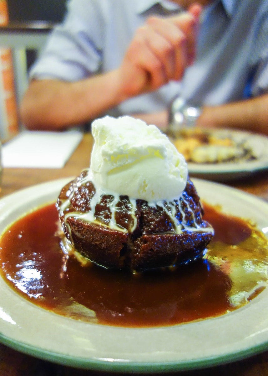 Mac and Wild Sticky Toffee Pudding - 1 of 20 London Foods You Must Eat in 2018 . For the entire list check out notsobasiclondon.com