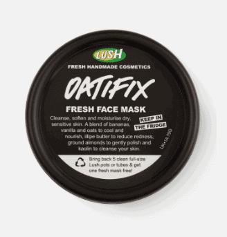 Oatifix Fresh Face Mask