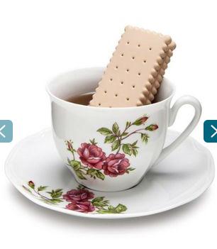 Biskviti Tea Infuser