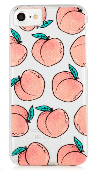 Skinny Dip Peachy Phone Case