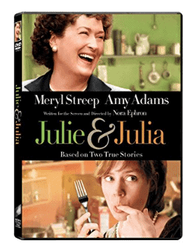 Julie & Julia DVD