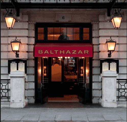 Balthazar - Date Night/Romantic Restaurant Ideas London