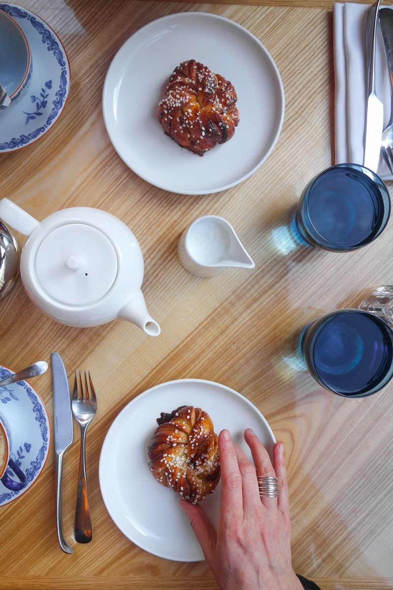 Aquavit, St James - Where to Eat London's Tastiest Cinnamon Buns