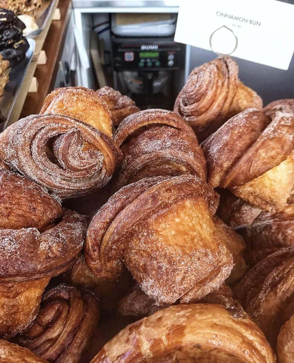 Gails, Various Locations - Where to Eat London's Tastiest Cinnamon Buns