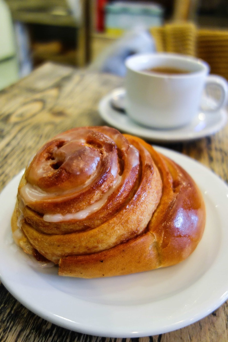 Karma Bread, Hampstead - Where to Eat London's Tastiest Cinnamon Buns