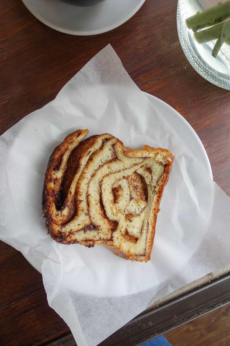 Margot Bakery, East Finchley - Where to Eat London's Tastiest Cinnamon Buns