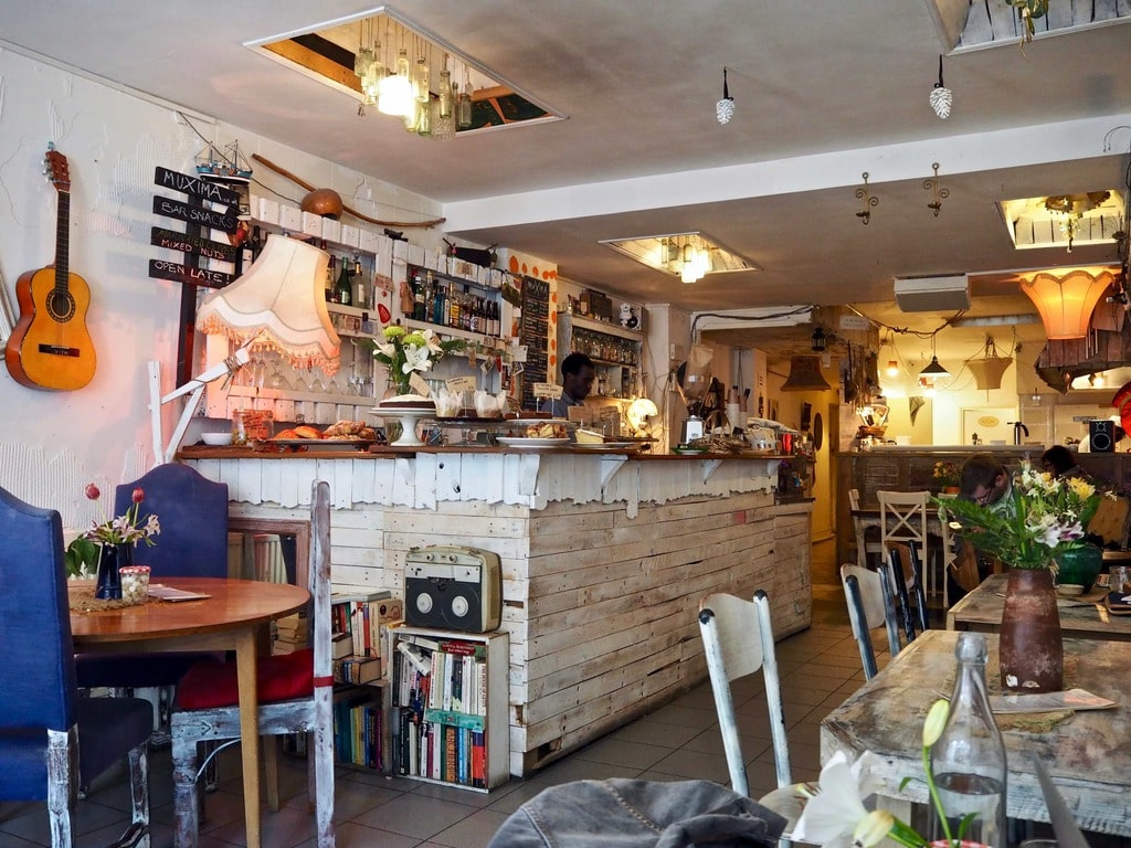 Muxima - #365LDNCafes - 365 London Cafes in 365 Days By Alexandra Kalinowski