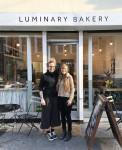 Influential Women On The London Food Scene - Alice Boyle, Luminary Bakery.