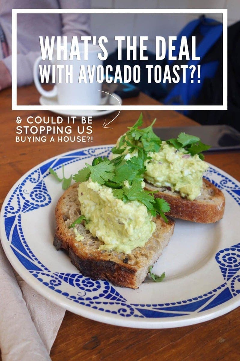 What's The Deal With Avocado Toast?