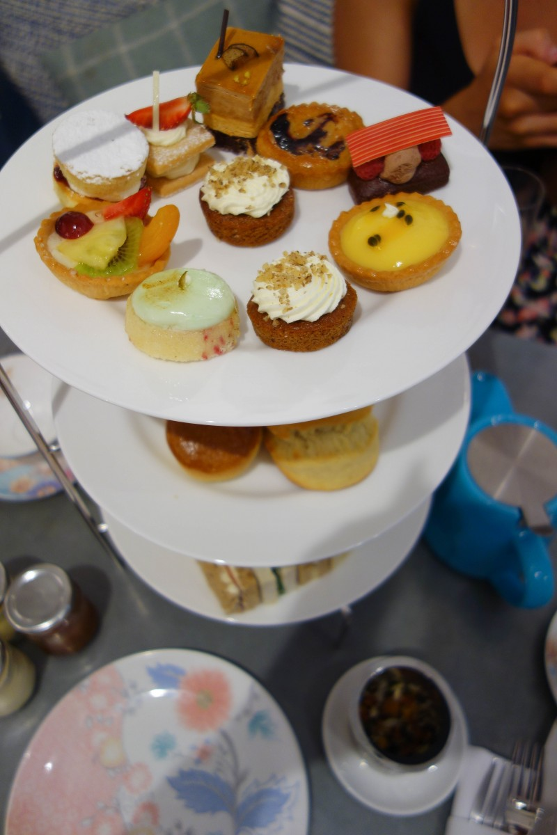 Whittards Afternoon Tea - One of my London Food Finds this month. Check out the whole list of the best things Ive eaten this month on notsobasiclondon.com