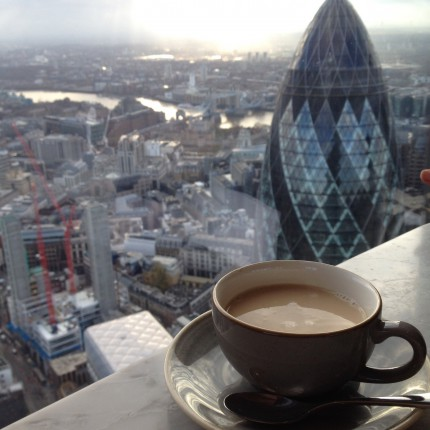Duck & Waffle is an iconic London restaurant set on the 40th floor in the city of London. Best known for their brunch and signature Duck and Waffle dish, it has amazing views over London and is a must for any special occasion.