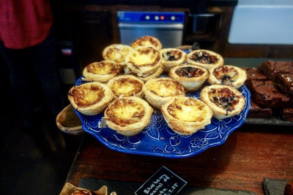 Pastel de Nata, The Espresso Rooms : Top 10 Places to Eat Pastel de Nata in London