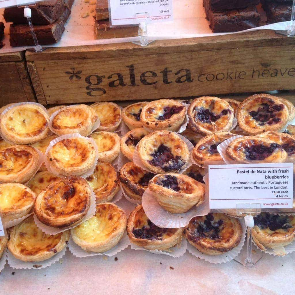 Pastel de Nata, Galeta: Top 10 Places to Eat Pastel de Nata in London
