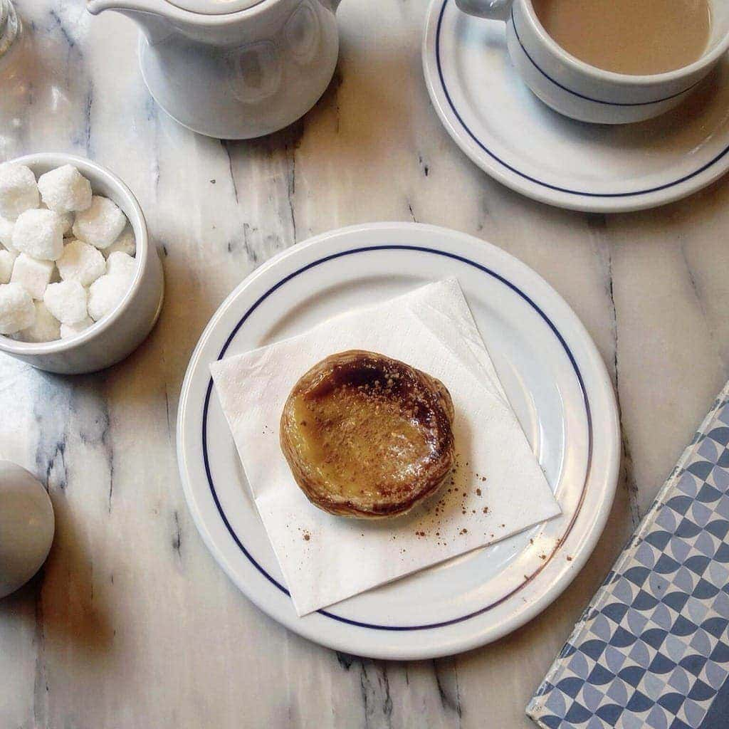 Canela - Where To Eat London's Most Delicious Pastel de Nata