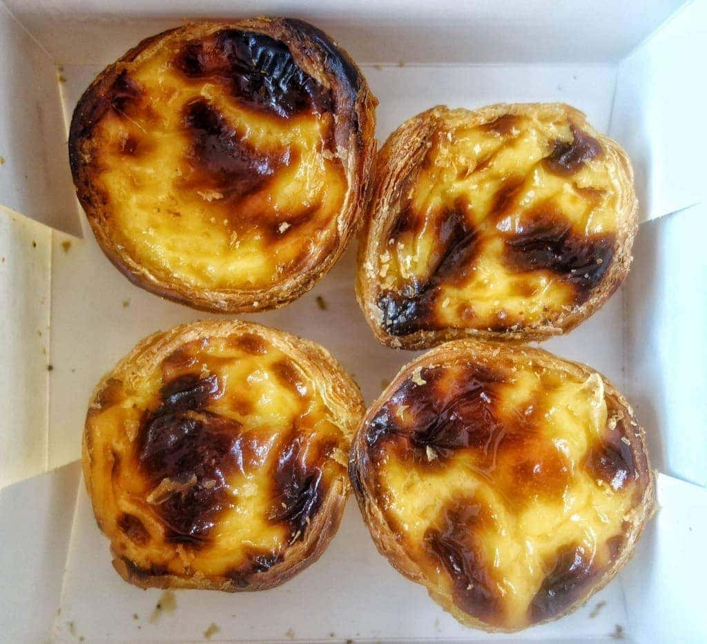 Pastel de Nata, Lisboa Patisserie: Top 10 Places to Eat Pastel de Nata in London