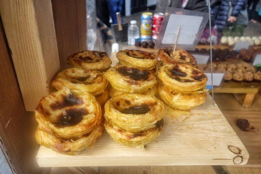 Pastel de Nata, Sweet Brigadeiro : Top 10 Places to Eat Pastel de Nata in London