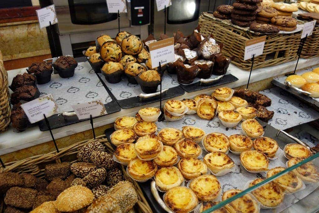 Pastel de Nata, Harrods : Top 10 Places to Eat Pastel de Nata in London