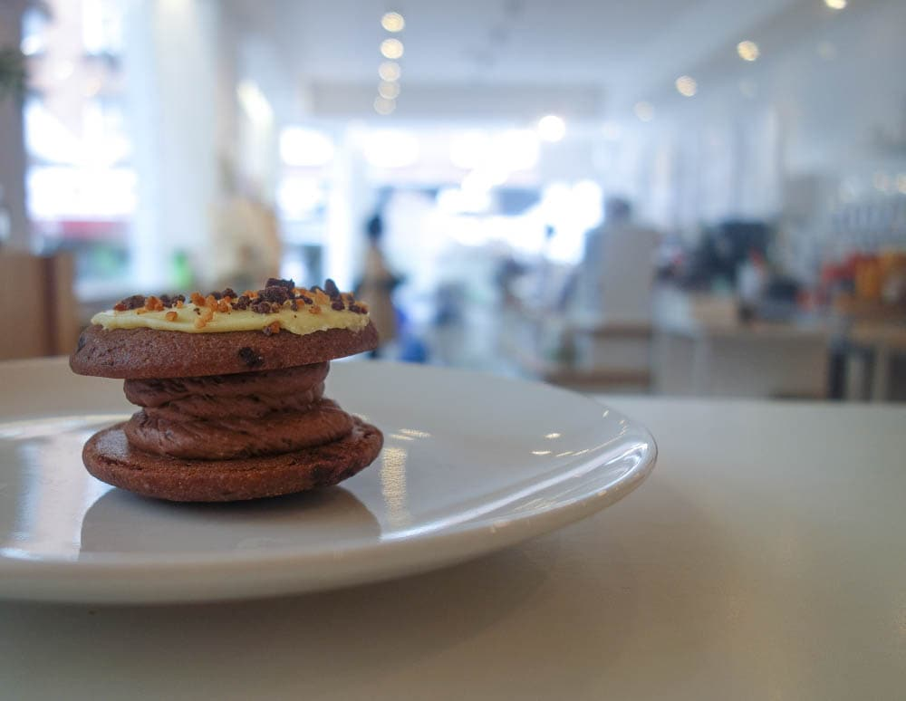 Nutella Biskie, Cutter & Squidge - Where To Eat in London if You're Nutty for Nutella!