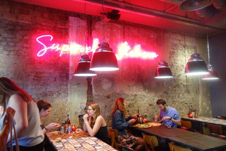 Pizza Union, Various Locations - Londons Best Date Night Restaurants