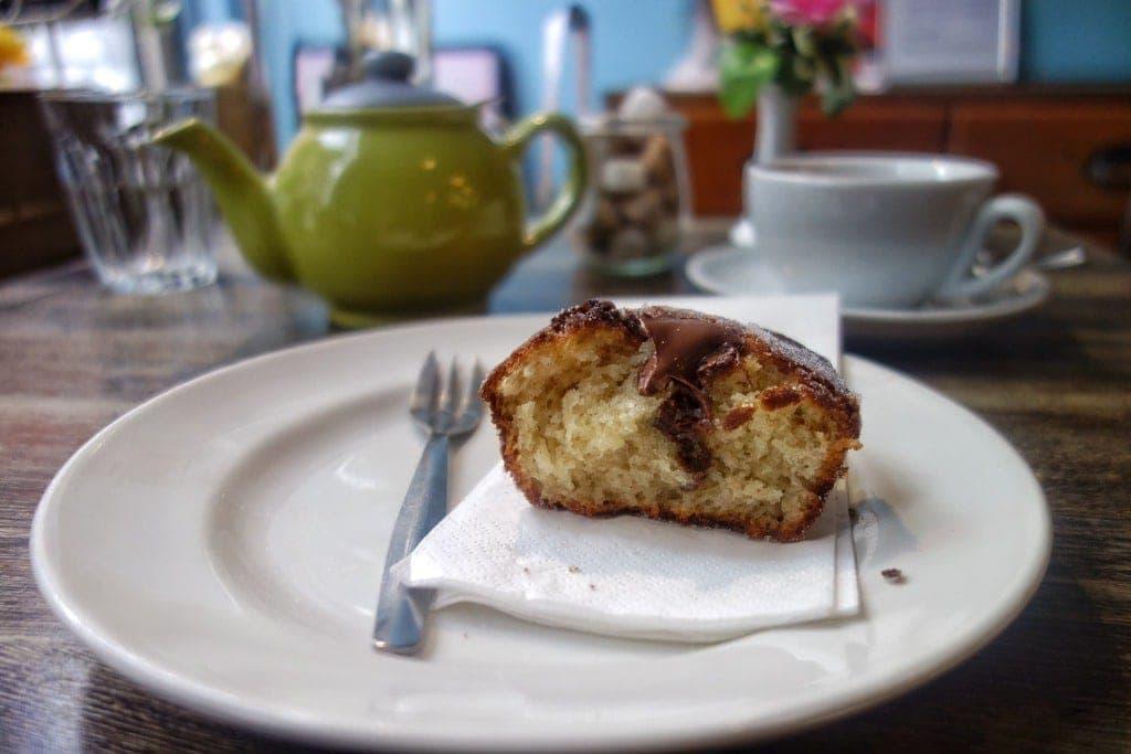 Duffin, Beas Of Bloomsbury : 5 Weird Doughnuts You Must Eat In London