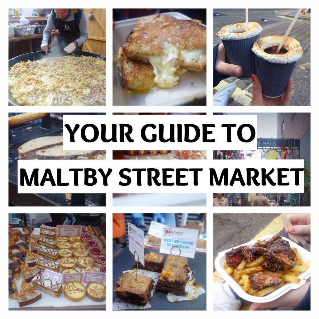MALTBY STREET MARKET (Part 1 of 3)