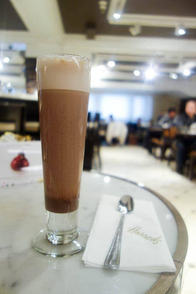 Godiva Hot Chocolate - London's Best Hot Chocolates | 20 Great Places