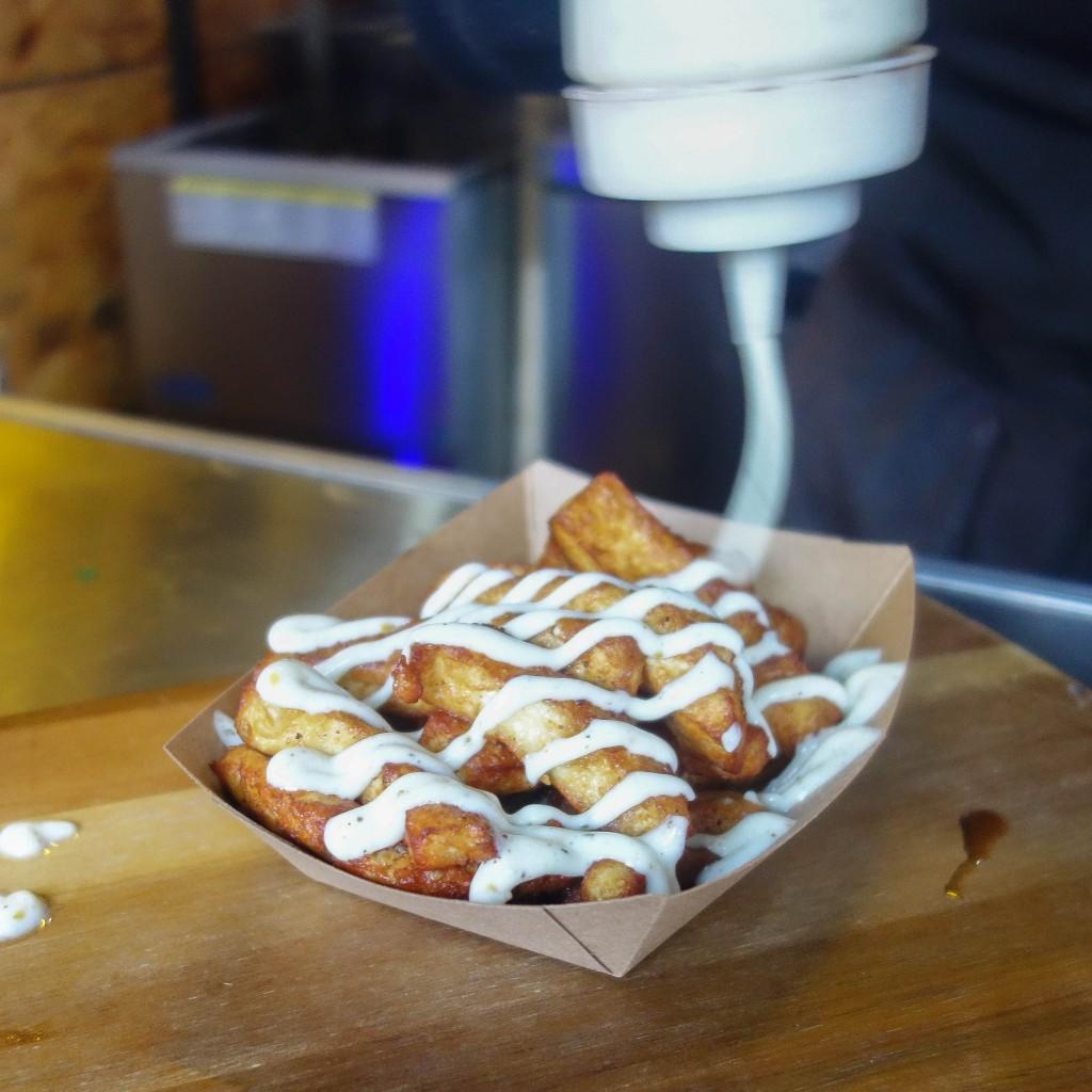 Halloumi Fries, Oli Babas, Camden Market-14