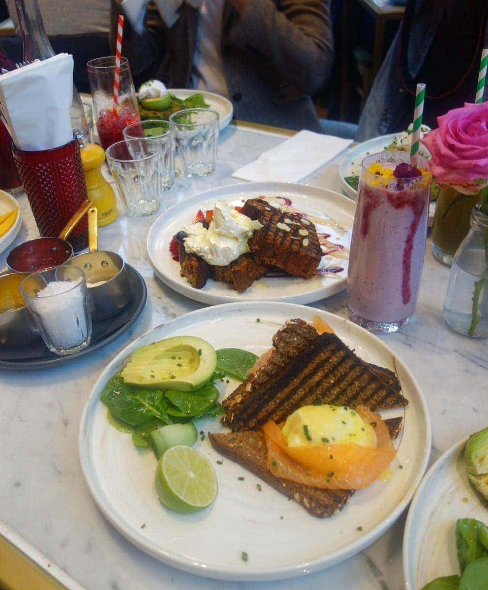 Timmy Green, Australian Brunch in London