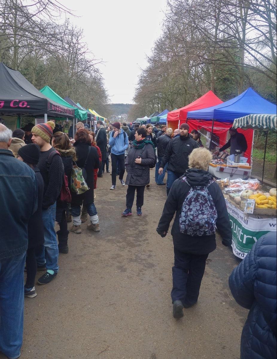 Alexandra Palace Farmers Market-63