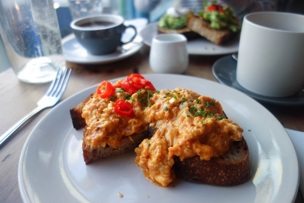 Salon, Brixton, NOTSOBASICLONDON, London food blog-13