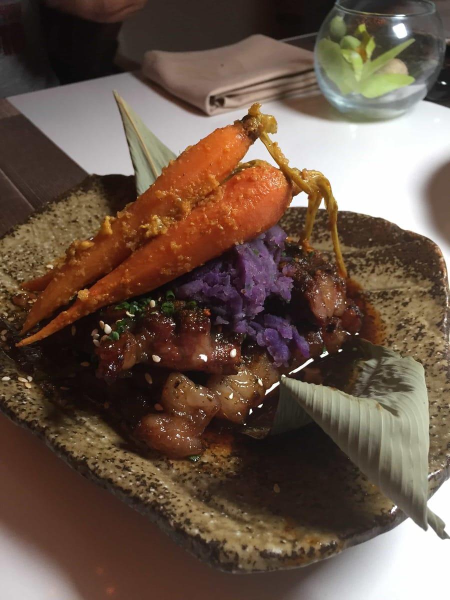 Nirvana Kitchen - High End Pan Asian Cuisine in Marylebone. Full review on notsobasiclondon.com