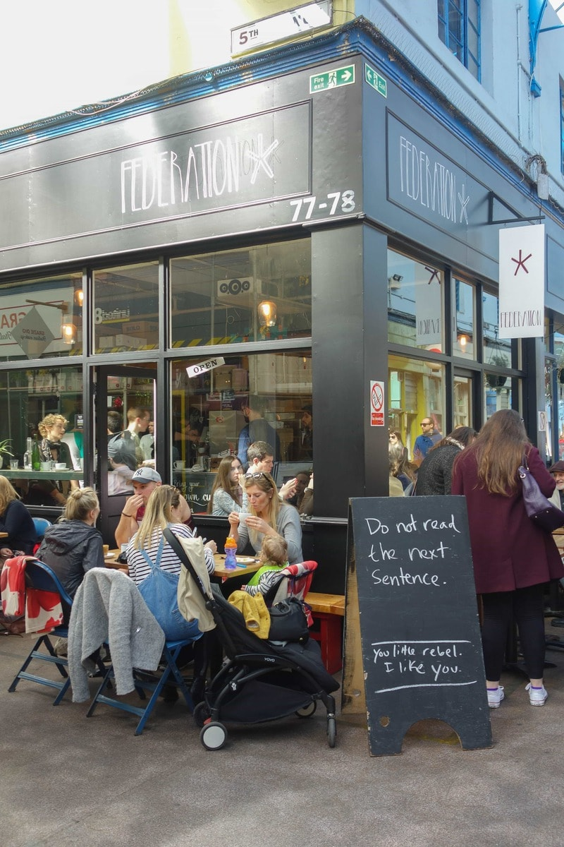 Federation Coffee: A Guide To Brixton Village