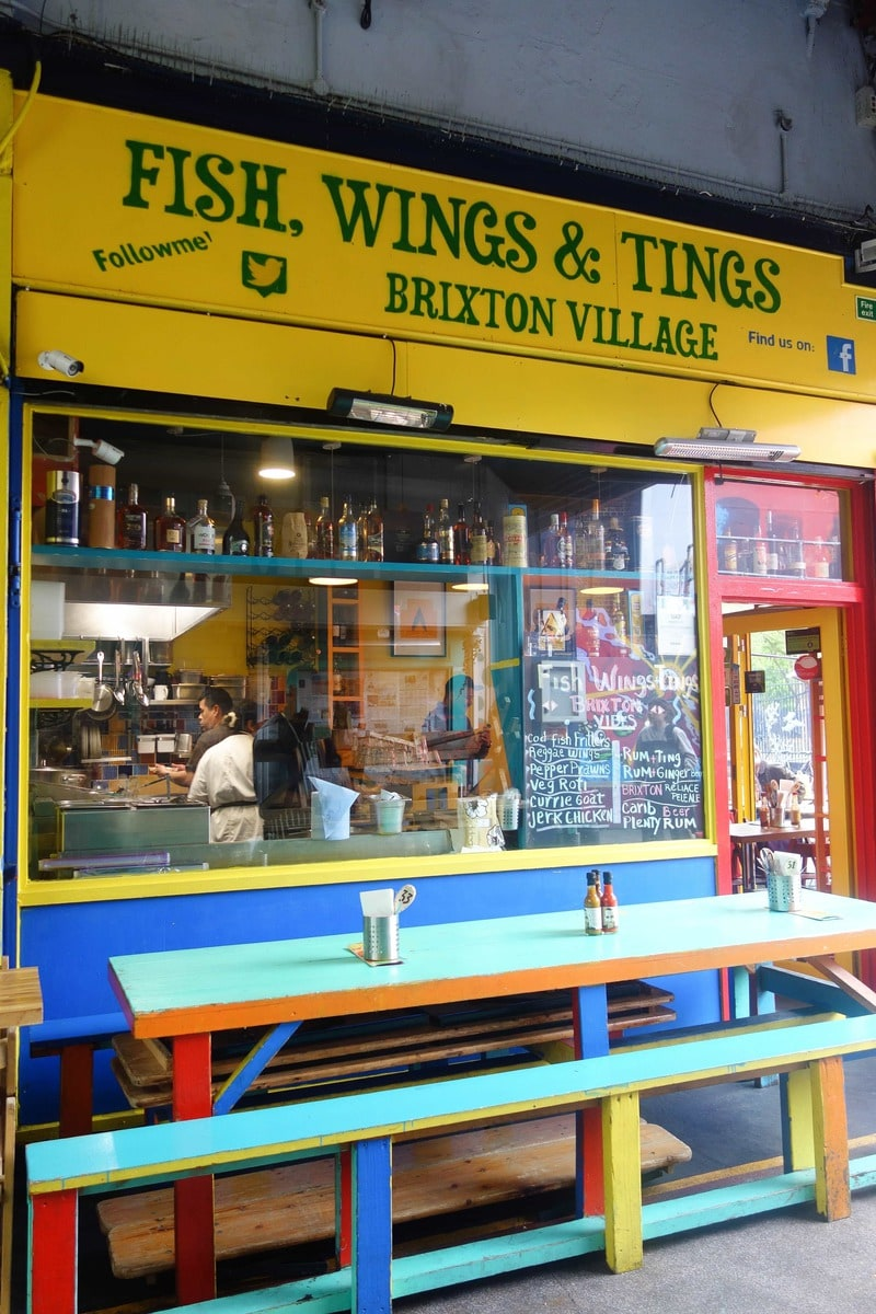 Fish Wings and Tings: A Guide To Brixton Village