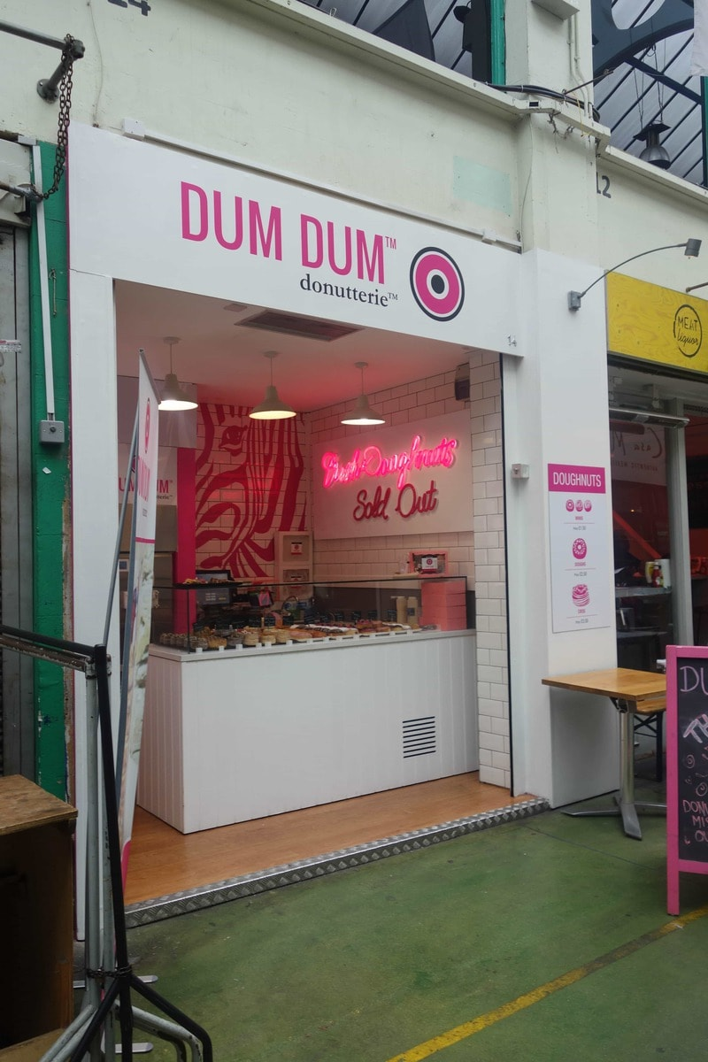 Dum Dum Doughnuts: A Guide To Brixton Village