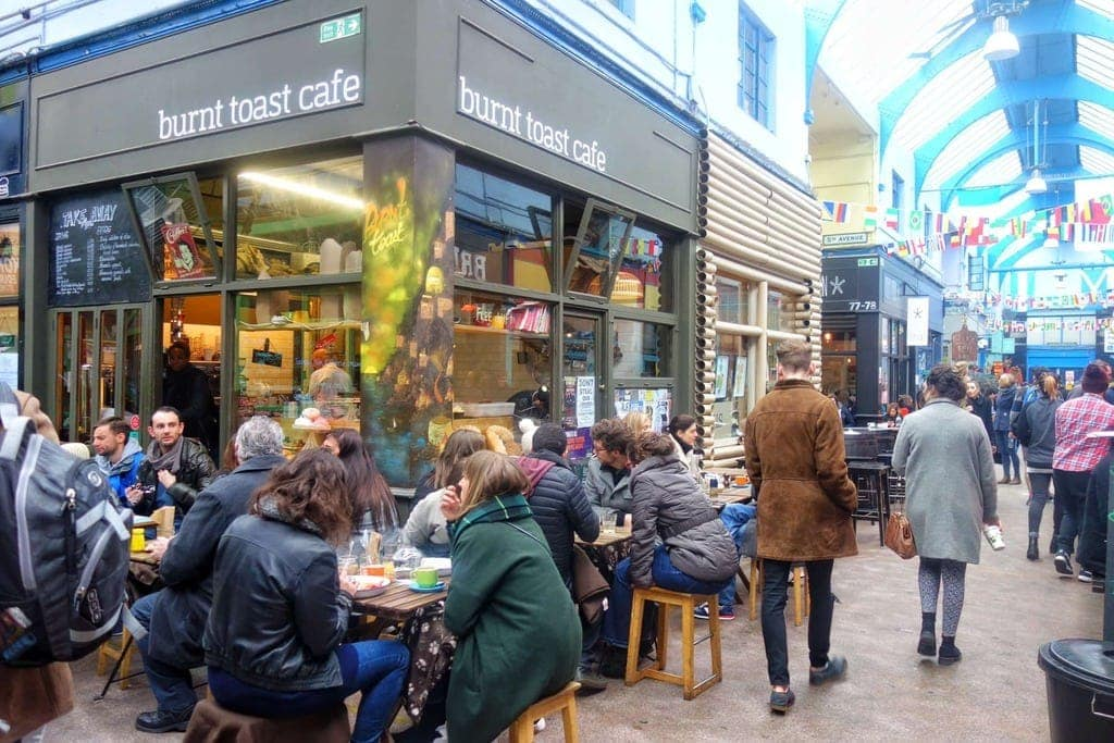 Burnt Toast Cafe: A Guide To Brixton Village