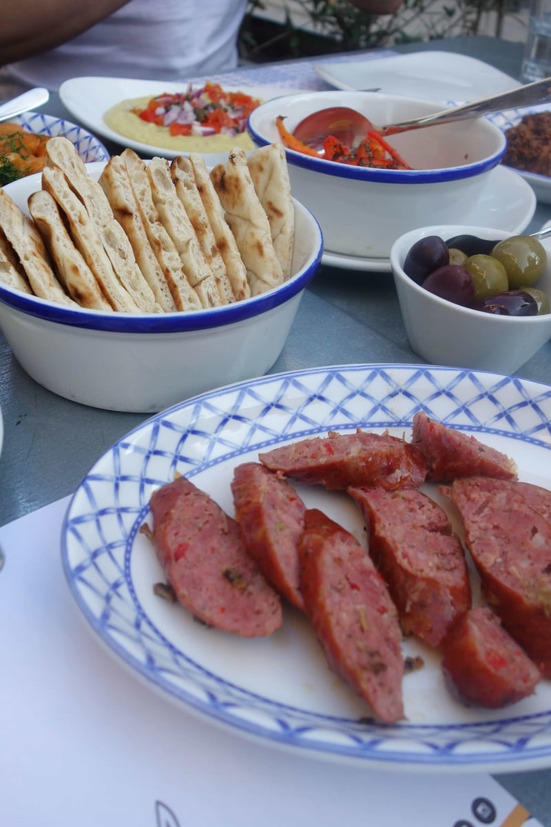 The Hungry Donkey is a casual Greek kitchen serving sharing mezes and bigger plates of great Greek food.