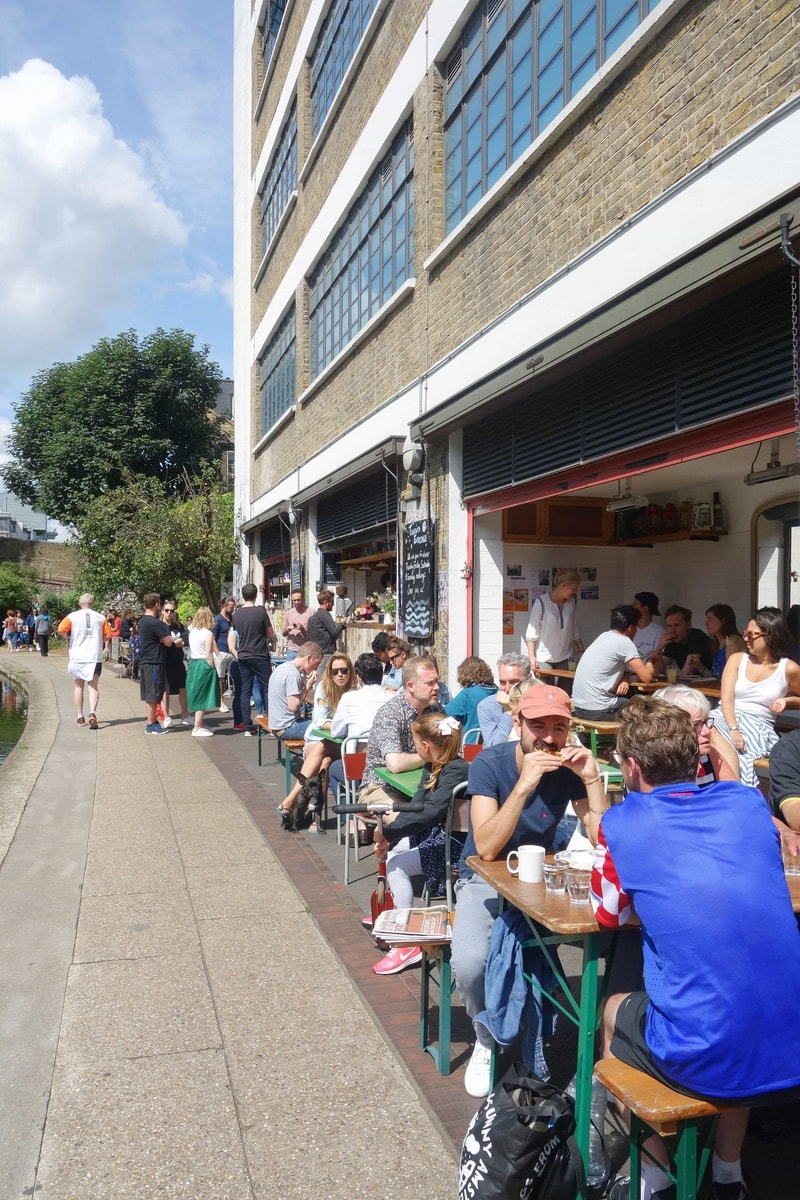 Towpath Cafe - London's Best Breakfasts & Brunch | East London